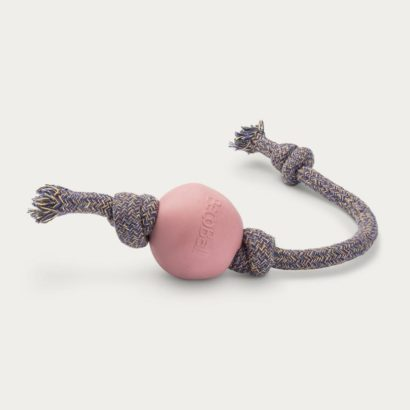Beco Rope Ball rose 1